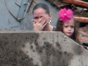 Ao menos 20 crianças estão entre as vítimas de tornado que varreu arredores da cidade de Oklahoma  (Foto: Reprodução)