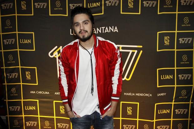 Luan Santana (Foto: Celso Tavares / EGO)