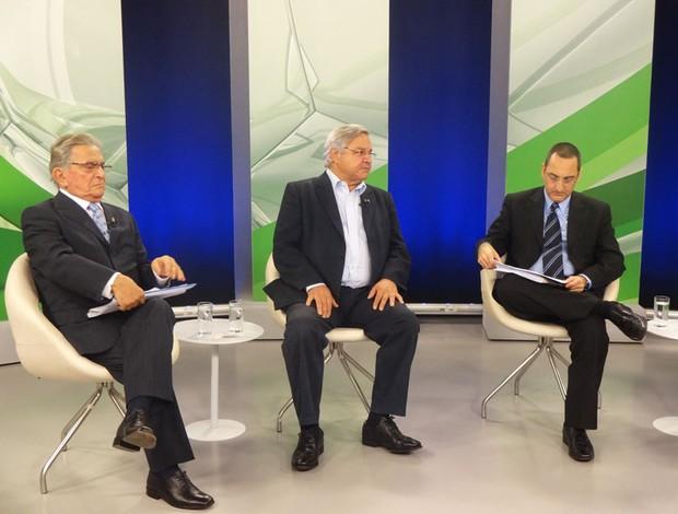 grêmio eleição odone koff bellini (Foto: Hector Werlang/Globoesporte.com)