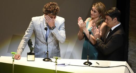 emoção (André Durão / GloboEsporte.com)
