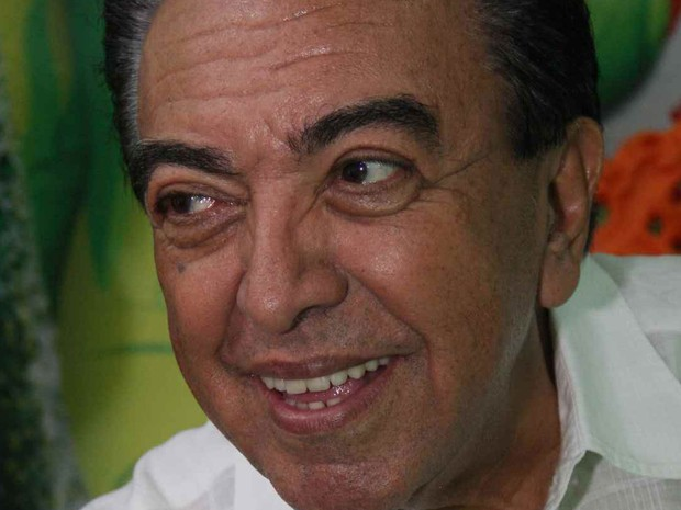 Maurício de Sousa (Foto: Ronaldo Silva/ G1)