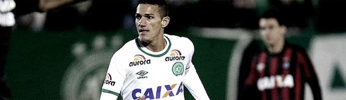 Obituário Chapecoense Lucas Gomes (Foto: Agência Estado)