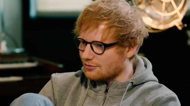 Ed Sheeran  (Foto: Reprodução/you tube)