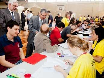 Professores foram nomeados em Porto Alegre (Foto: Cláudio Fachel/Palácio Piratini)