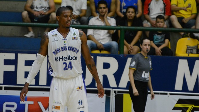 Shamell Mogi X Pinheiros NBB 8 (Foto: Bruno Rocha)