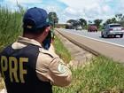 PRF faz operação na BR-262 entre Pará de Minas e Campos Altos