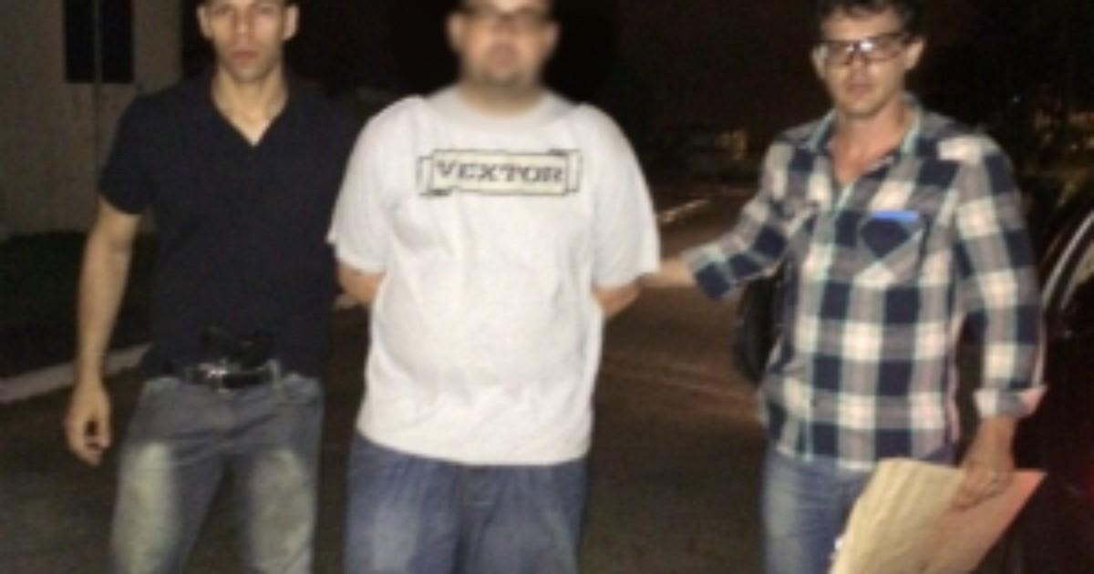 Preso líder de quadrilha que roubava lanchas e carros de luxo no RS - Globo.com