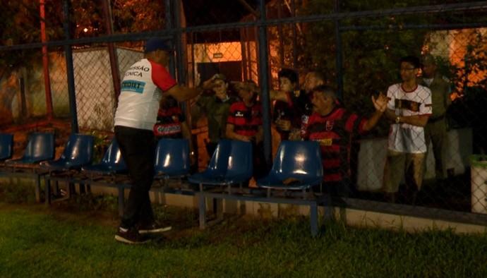 Nivaldo Lancuna, Flamengo-PI  (Foto: TV Clube)