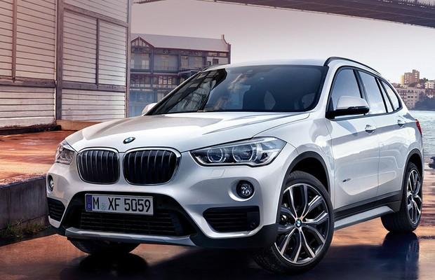 BMW X1 2016 (Foto: Divulgação)