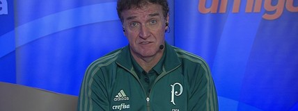 Cuca diz que ainda acredita no título brasileiro do Palmeiras