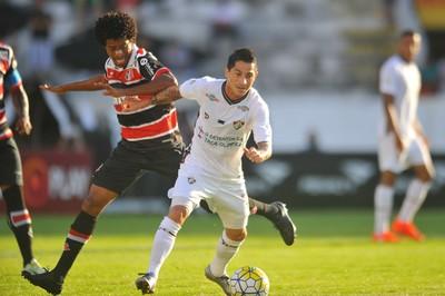 Danilinho, Fluminense (Foto: Aldo Carneiro / Agência Estado)