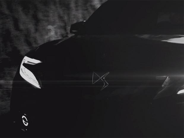 Citroën Wild Rubis é o novo conceito da gama de luxo DS (Foto: Divulgação)