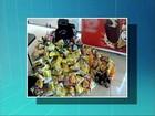 Força-tarefa apreende produtos irregulares (Reprodução/TV Anhanguera)
