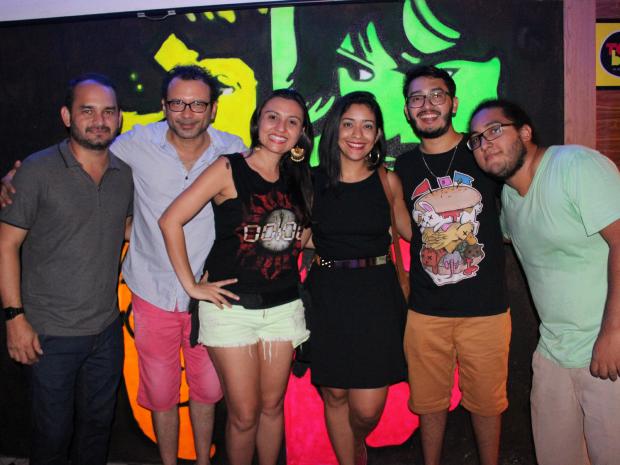 Amigos de Maria Fernanda reuniram paixões da jornalista para realizar evento (Foto: Jamile Alves/G1 AM)