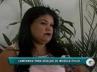 Hemope faz campanha para doação de medula óssea em Petrolina, PE