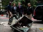 Estados Unidos reforçam segurança após explosão em Nova York
