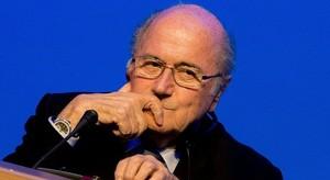 Joseph Blatter, presidente da FIFA (Foto: Reprodução)