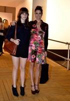 Veja o estilo das famosas no primeiro dia do Fashion Rio