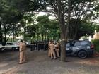 Polícia retoma negociação com rebelados em minipresídio do Paraná