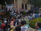 Servidores rejeitam nova proposta e mantêm greve em Ribeirão Preto, SP