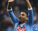 Ex-vascaíno deixa a sua marca, e Napoli goleia o Milan no San Siro