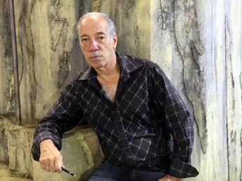 Cenógrafo Raul Belém Machado morre aos 70 anos, em Belo Horizonte (Foto: Paulo Lacerda/Divulgação)