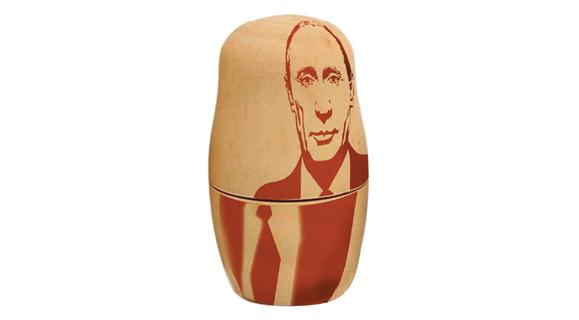 Putin ficou furioso com os Panama Papers. Hackear as eleições dos EUA foi uma reação emocional (Foto:   Montagem Época)