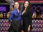 Débora Nascimento mostra admiração por Loreto: 'Tudo que ele faz eu acho incrível'