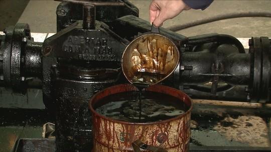 Refinaria de SC é suspeita de usar petróleo roubado da Petrobras