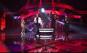 Ayrton Montarroyos, Junior Lord, Nikki e Renato Vianna cantam 'Óculos' na Final