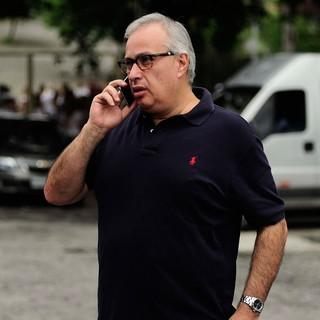Roberto de Andrade, presidente do Corinthians (Foto: Marcos Ribolli)