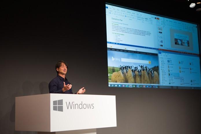 Microsoft lança primeira atualização do Windows 10 Techinical Preview (Foto: Divulgação/Microsoft)