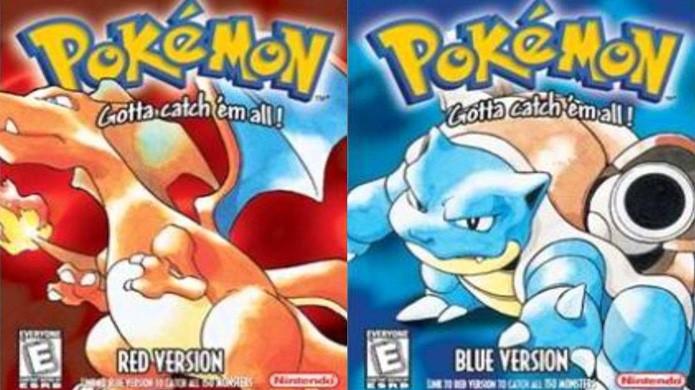 Clássicos Pokémon Red, Blue e Yellow serão relançados no Nintendo 3DS (Foto: Reprodução/YouTube)