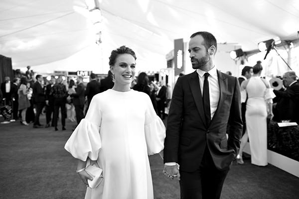 Natalie Portman e Benjamin Millepied (Foto: Getty Images)