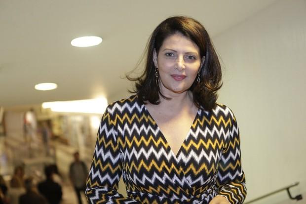 Sônia Lima (Foto: Isac Luz / EGO)