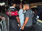 'Vim também para ver o show da Beyoncé', diz Ivete Sangalo