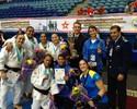 Brasil conquista ouro e prata por equipes no Mundial Militar de judô