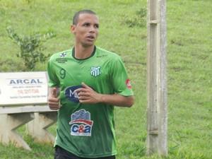 Volante Higo, Uberlândia Esporte Clube, Ninho do Periquito (Foto: Gullit Pacielle)