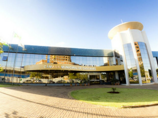 Câmara de Vereadores de Cascavel (Foto: Câmara de Cascavel/ Divulgação)