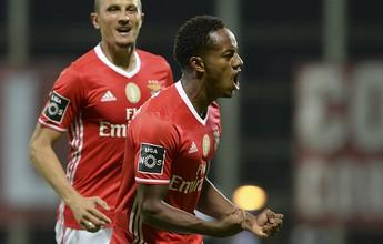 Benfica bate o Nacional fora de casa e mantém invencibilidade no Português