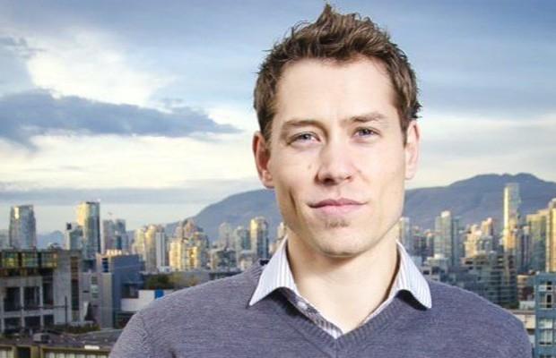 Matt Gibbs é o autor do projeto de pista de patinação de 11 km (Foto: BBC)