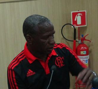 Adílio, ex-jogador do Flamengo (Foto: Denison Roma / GloboEsporte.com)