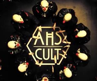 Imagem da divulgação do título da sétima temporada de 'American horror story' | Reprodução