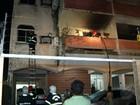 Incêndio assusta moradores de um prédio no bairro do Reduto, em Belém