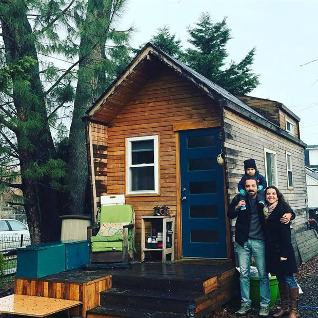 Entenda como funcionam as Tiny House (Foto: Reprodução)