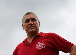 Vilmar Martins, vice-presidente do Moto Clube-RO (Foto: Renato Pereira)