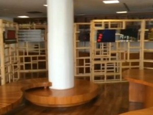 Secretaria impede exposição em SP marcada para abrir neste sábado (Foto: Reprodução TV Globo)