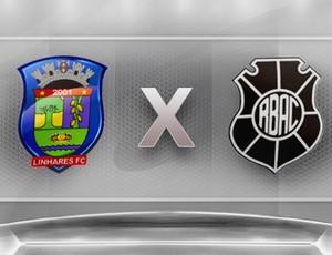 Campeonato Capixaba 2012: Linhares x Rio Branco-ES (Foto: Globoesporte.com)