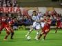 CRB tem cinco jogadores pendurados  e dois suspensos para jogo com Vasco