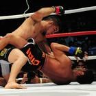 MMA olímpico estreia nos Jogos Abertos (Michael Dantas/Sejel)